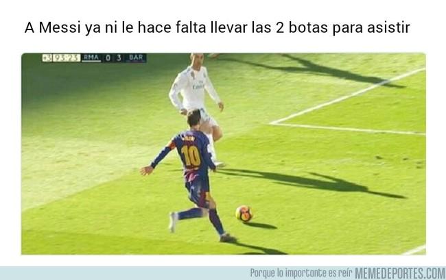 1013493 - Messi sigue sorprendiendo