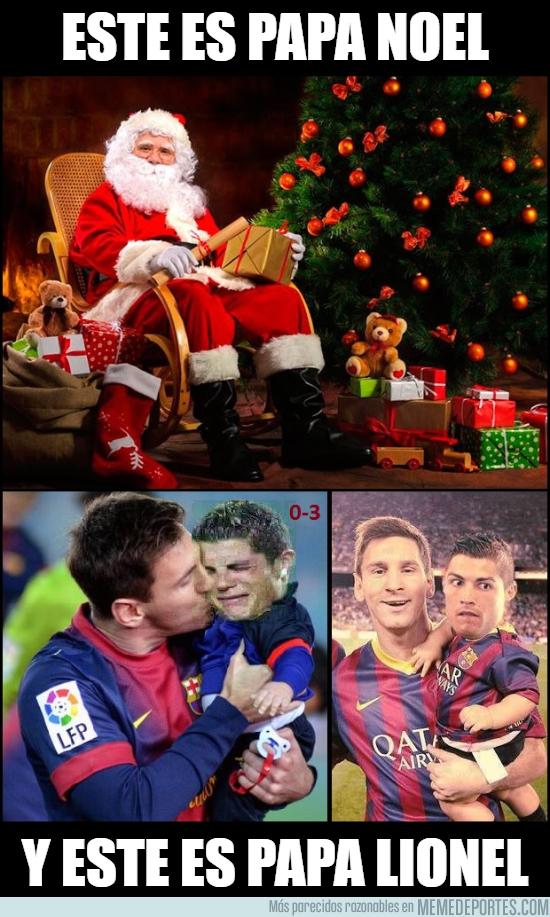 1013557 - Papa Lionel os desea una Feliz Navidad