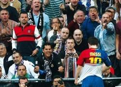 Enlace a Messi a veces puede desatar la ira del Bernabeu