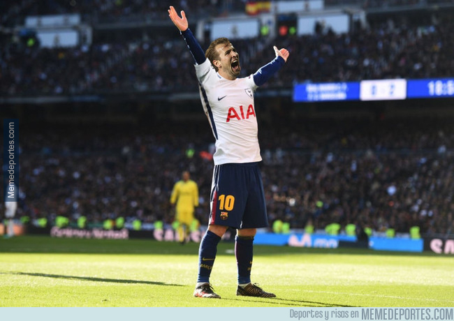 1013866 - El inmenso Kane a lo Messi