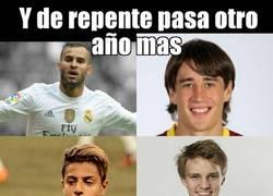 Enlace a Los nuevos Messi