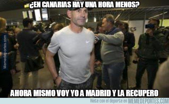 1014430 - Paco Jémez ha llegado a Las Palmas con fuerza