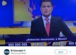 Enlace a Retratan de forma vergonzante el doble rasero de 13TV con los escándalos de Hacienda entre Messi y Cristiano