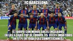 Enlace a El record del Barça