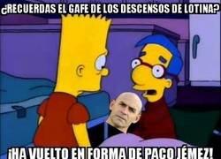 Enlace a Paco Jémez, en el punto de mira