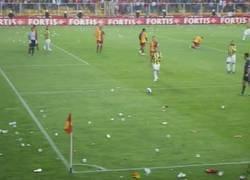 Enlace a El peligro de sacar un córner contra el Galatasaray siendo del Fenerbahce