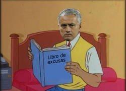 Enlace a El libro de excusas de Mourinho