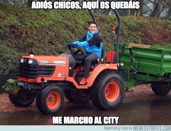 1014708 - Alexis ya se ve en el City