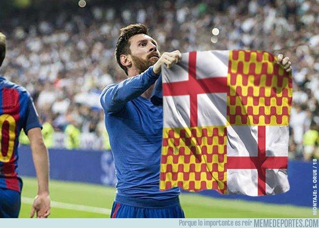1014939 - Messi no quiere bromas con la independencia