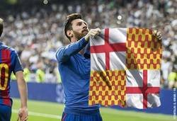 Enlace a Messi no quiere bromas con la independencia