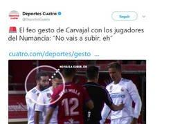 Enlace a Dani Carvajal manda a callar a los mentirosos de Deportes Cuatro