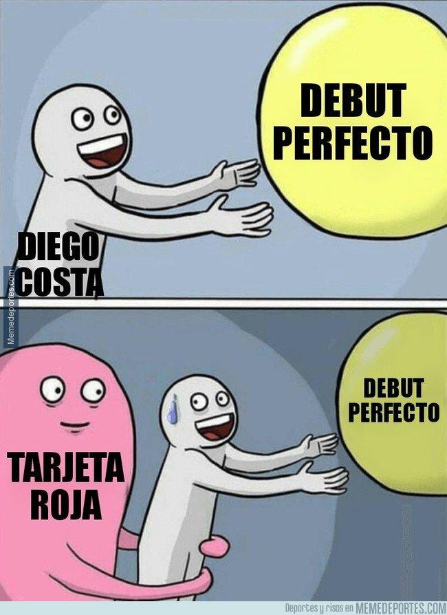 1015024 - Diego Costa a lo suyo
