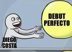 Enlace a Diego Costa a lo suyo