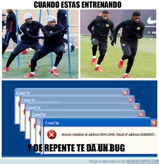 1015080 - FC Barcelona XP bug