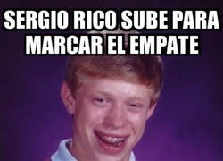 Enlace a Bad luck Sergio