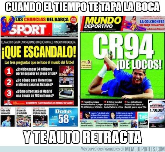 1015225 - Los diarios de Barcelona no han dicho nada de los 160 millones