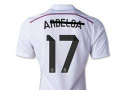 Enlace a Actualización de la camiseta de Arbeloa