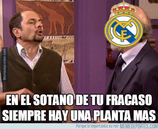 1015357 - Cuando crees que el Madrid no puede ser peor