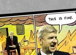 Enlace a Arsene Wenger tras el partido de hoy, por Bleacher Report