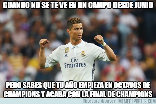 1015417 - Cristiano no se preocupa