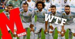 Enlace a Marca se inventa una nueva clasificación en la que el Real Madrid sería el líder