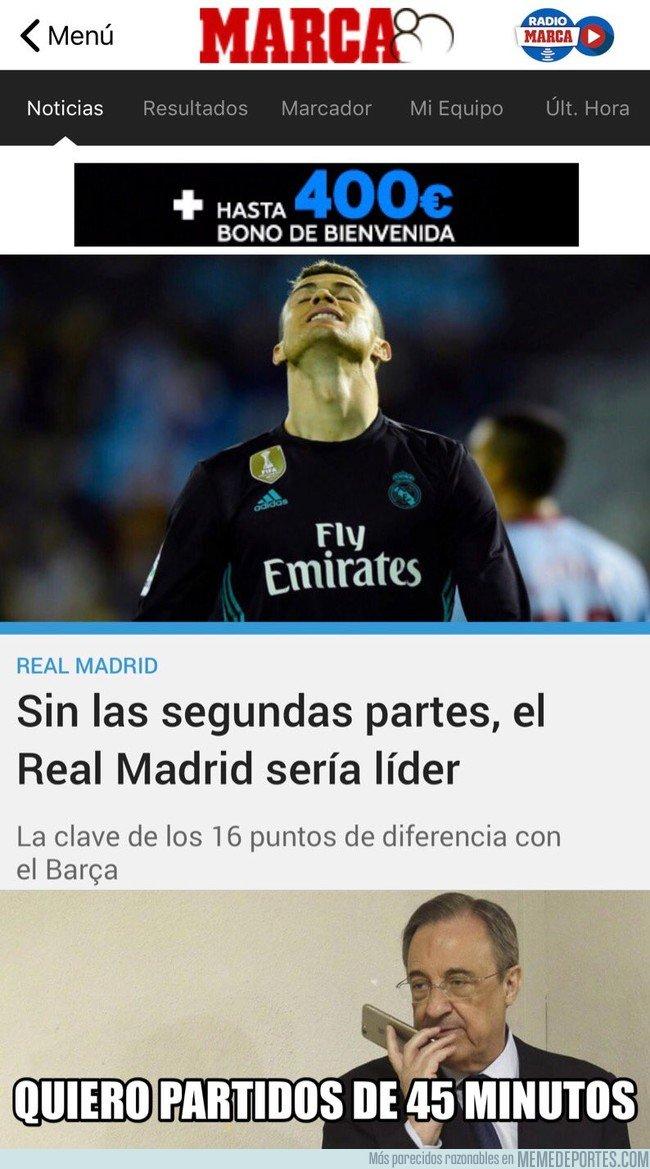 1015514 - ¡Así sí! Ahora el Madrid se acercará al liderato