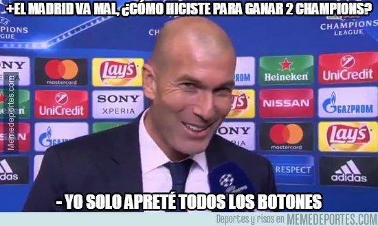 1015749 - El Madrid juega solo