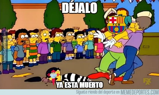1015879 - Masacre en el Camp Nou
