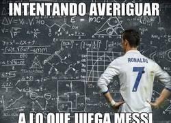 Enlace a El juego de Messi