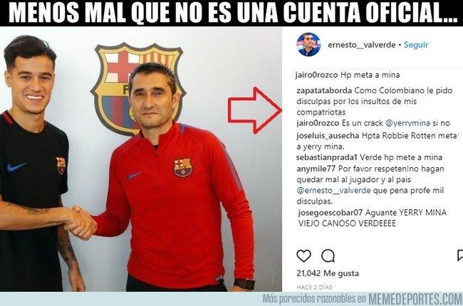 1015918 - Empieza el bullying a Valverde