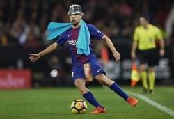 Enlace a El nivel de Jordi Alba últimamente, sacándosela