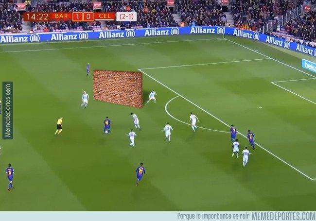 1015994 - Cómo detener al Barcelona y los pases de Messi