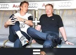 Enlace a Cuando un portero visita el Bernabéu
