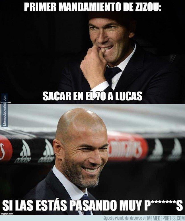 1016145 - El mantra de Zidane