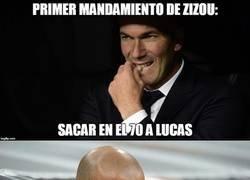 Enlace a El mantra de Zidane
