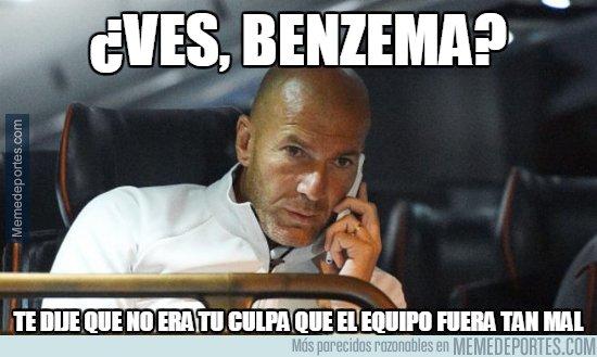 1016186 - Zidane salvando a su favorito