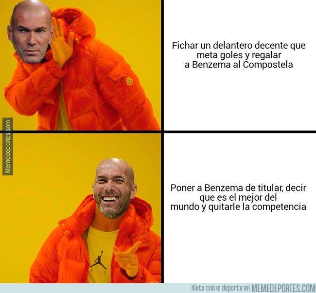 1016468 - Zidane quiere más a Benzema que a sus hijos