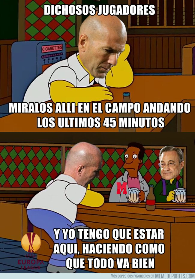 1016590 - Zidane haciendo como que tiene