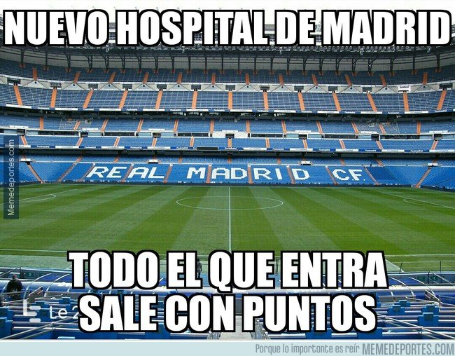 1016779 - El hospital del Madrid