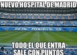Enlace a El hospital del Madrid