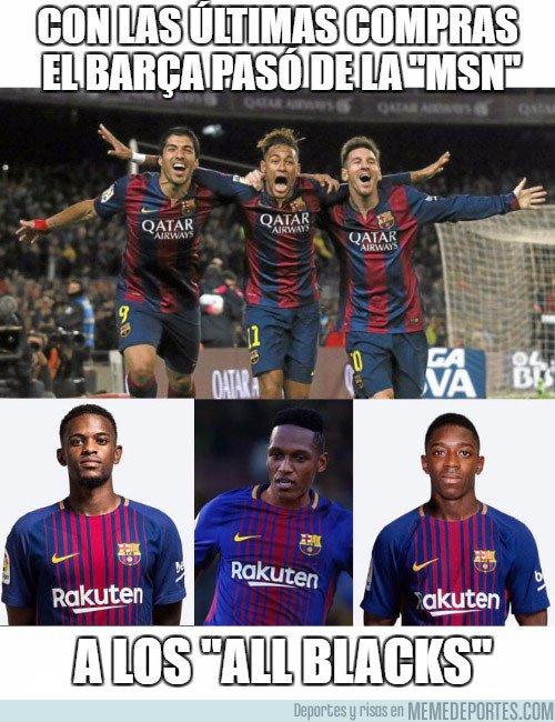 1016857 - El nuevo Barça