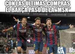 Enlace a El nuevo Barça
