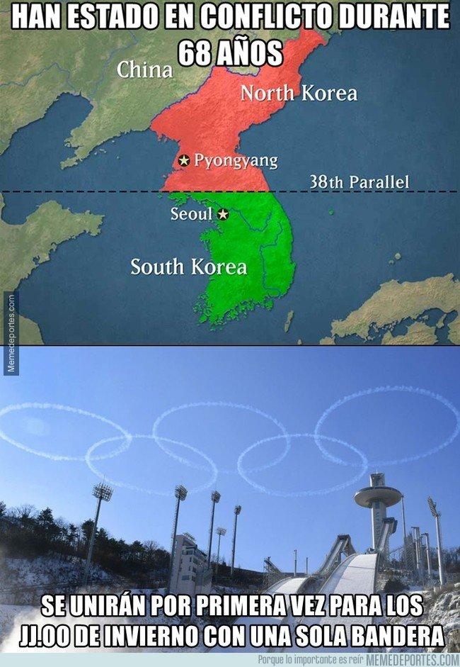 1016935 - El deporte rompe la frontera entre las coreas