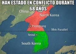 Enlace a El deporte rompe la frontera entre las coreas