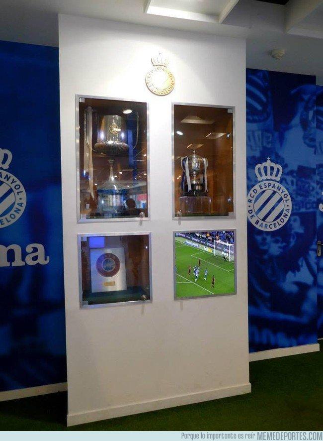 1016999 - Espanyol actualiza su museo