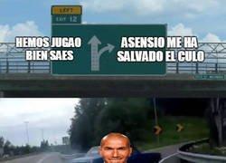Enlace a Por poco, Zidane