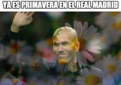 Enlace a Zidane echaba de menos su flor