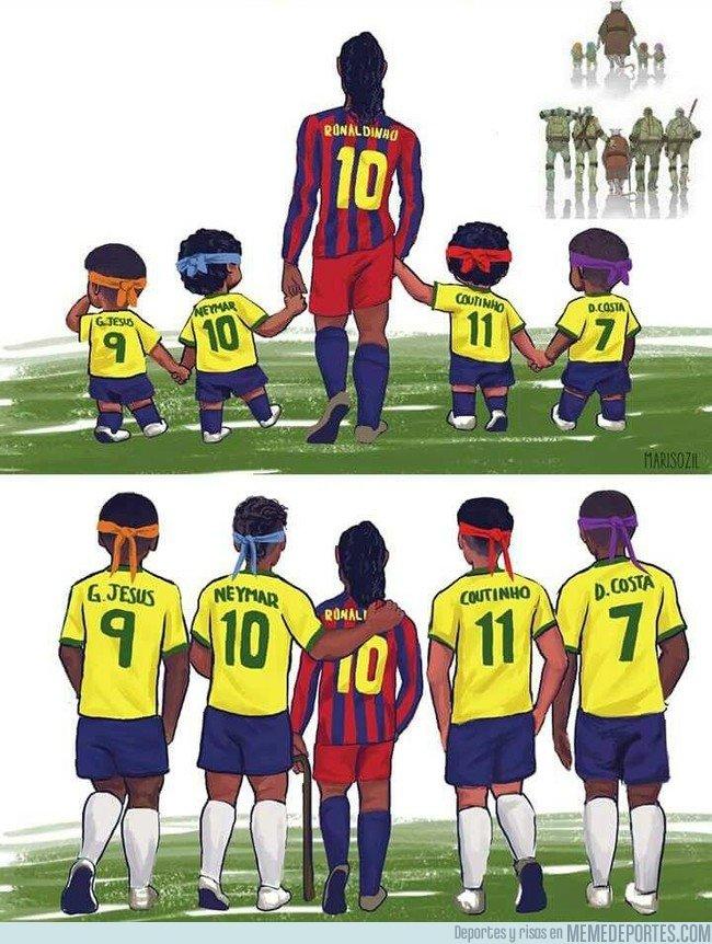 1017211 - Pasado y Presente de Brasil