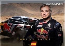 Enlace a Carlos Sainz campeón del Dakar 2018