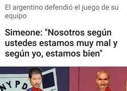 Enlace a A Zidane le gusta esto...